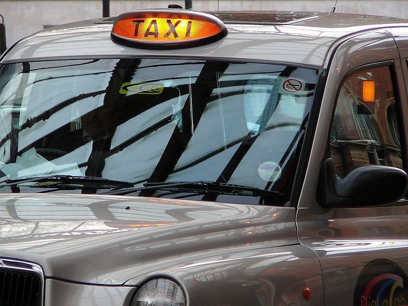 Taxi Transfer in London