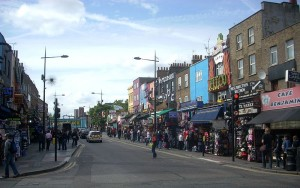 Taxi from Stansted Airport to Camden NW1