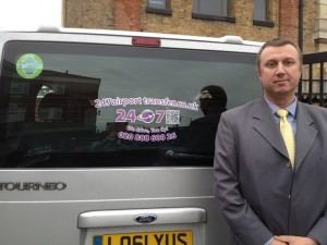 Stansted taxi 8 Seater