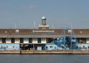 Shuttle from Stansted to Tilbury Port