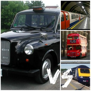 Stansted Taxi vs Train,Tube,Bus